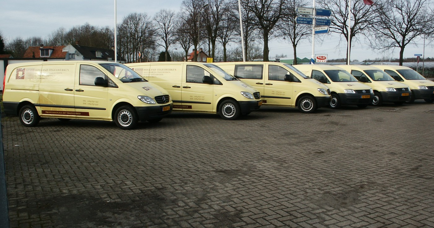 Nesto Holland Tegelwerken - Halsteren
